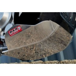Engine Guard-Skid Plate Honda CRF 250 Rally Honda-H33-1 B and B Off-Road