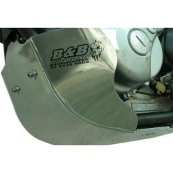 Engine Guard-Skid Plate Yamaha WR250R Yamaha-Y12-1 B and B Off-Road
