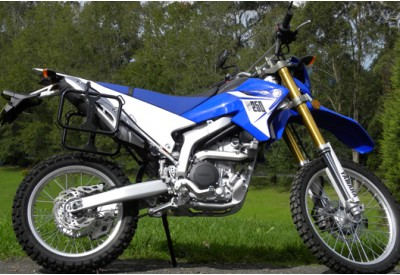 Side Carriers Yamaha WR 250 R
