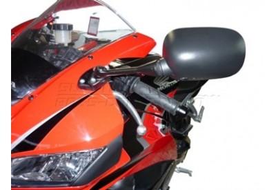 Honda CBR500R, CBR600RR & CBR600F Mirror Wideners SW-Motech SVL.01.501.10700/B