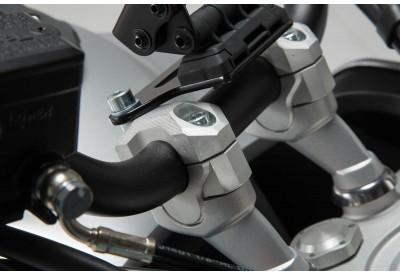 Handlebar Risers for 28mm diameter bars, 20mm height LEH.00.039.20201/S SW-Motech