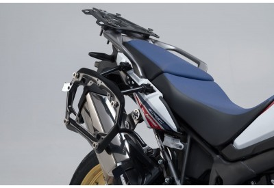 Pro Side Carriers With Off-Road Kit Honda CRF1000L Africa Twin 2015-2017 KFT.01.622.30100/B SW-Motech