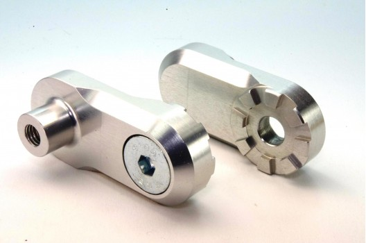 Vario Plate 30mm for MFW Footpegs