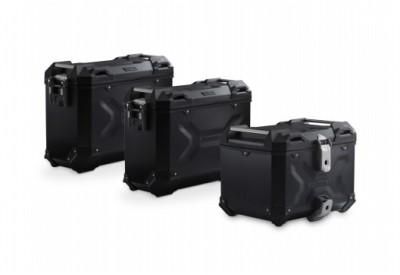 TraX Adventure Luggage Set Yamaha XT1200Z Super Tenere Black ADV.06.145.75001/B SW-Motech