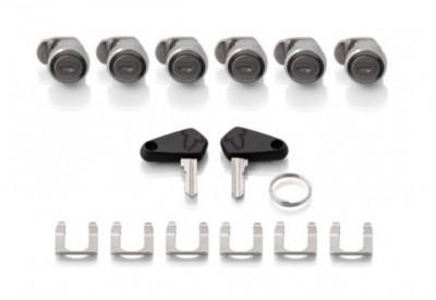TraX Lock Set. 6 Locks 2 Keys ALK.00.165.16302 SW-Motech