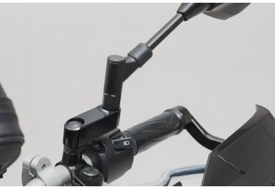 Mirror Wideners Yamaha-Ducati-KTM-Royal Enfield SVL.00.504.10100/B SW-Motech