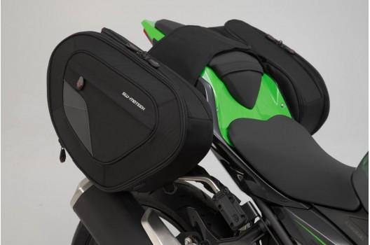 Blaze Sport Saddlebags Kawasaki Ninja 400 18