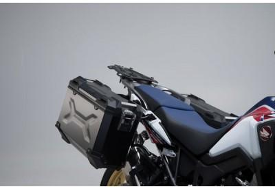 TraX Adventure Side Case Set Honda Africa Twin CRF1000 2015-2017 KFT.01.622.70001/B SW-Motech