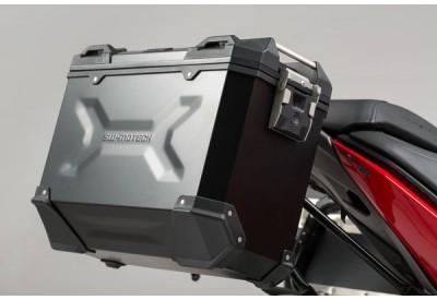 TraX Adventure Side Case Set Ducati Multistrada 1200 2015- KFT.22.584.70000/B SW-Motech