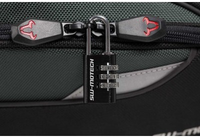 Zipper Lock for Motorcycle Luggage BC.LOC.00.001.10200/B SW-Motech