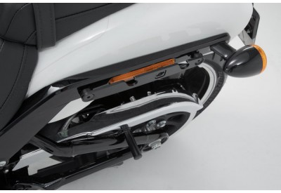 SLH Side Carrier LEFT Harley Davidson Softail Breakout-S for Legend Gear Bag LH2 HTA.18.682.10700 SW-Motech