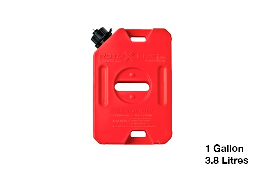 Rotopax 1 Gallon Fuel Cell RX-1G-INTL