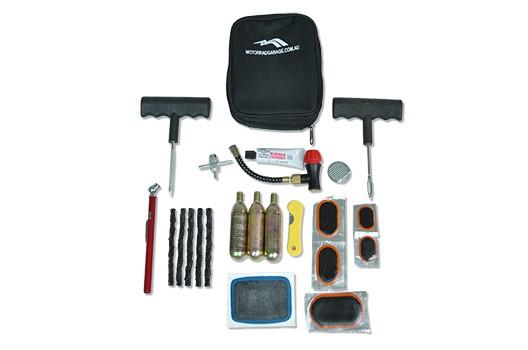 Tyre Repair Kit For Tubed and Tubeless Tyres TRK.035C Motorrad Garage