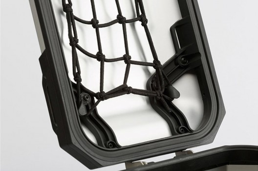 TraX Adventure Lid Net for 37L Side Case