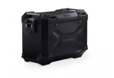 TraX Adventure Alu Case 45L Black LEFT ALK.00.733.10000L/B SW-Motech