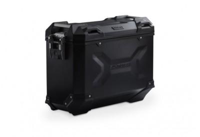 TraX Adventure 37L Alu Case Black LEFT ALK.00.733.11000L/B SW-Motech