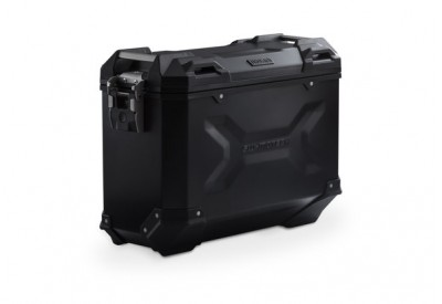 TraX Adventure 37L Alu Case Black LEFT ALK.00.733.11000L/B SW-Motech