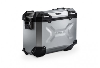 TraX Adventure 37L Alu Case Silver Left ALK.00.733.11000L/S SW-Motech