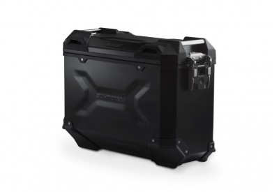 TraX Adventure 37L Alu Case Black Right ALK.00.733.11000R/B SW-Motech