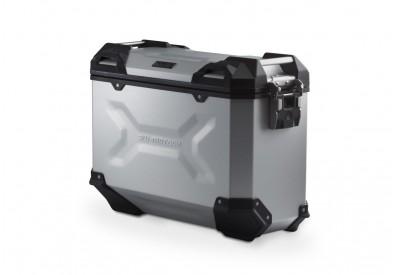 TraX Adventure 37L Alu Case Silver Right ALK.00.733.11000R/S SW-Motech