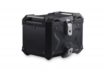 TraX Adventure Aluminium Top Case 38L Black ALK.00.733.15000/B SW-Motech