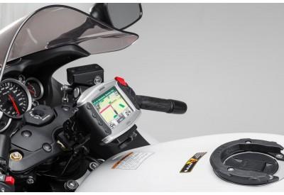 GPS Mount Suzuki Hayabusa GSX-R 1300  Hayabusa GPS.05.646.10101/B SW-Motech