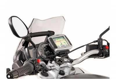 GPS Mount BMW F800ST & G650GS