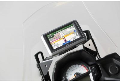 GPS Cockpit Mount Kawasaki Versys 650 GPS.08.646.10700/B SW-Motech