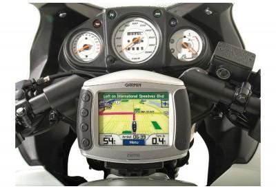 GPS Mount Kawaski Ninja 250R-300 GPS.08.646.10400/B SW-Motech