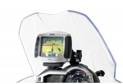 GPS Cockpit Mount  Triumph Tiger 800 GPS.11.823.10000/B SW-Motech