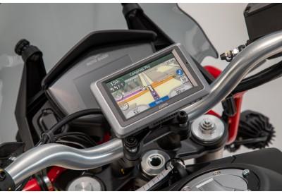 GPS Mount Moto Guzzi V85 TT GPS.17.646.10100/B SW-Motech