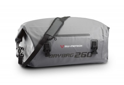 Tail Bag Drybag 260 Grey Waterproof 26L BC.WPB.00.020.10000 SW-Motech