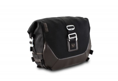 Legend Gear Saddlebag LC1 9.8L For Left SLC Carrier Brown BC.HTA.00.401.10100L SW-Motech