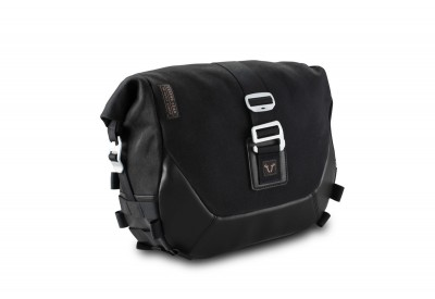 Legend Gear Saddlebag LC1 9.8L For Left SLC Carrier - BLACK BC.HTA.00.401.10200L SW-Motech