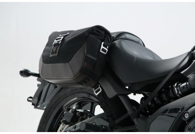 Legend Gear Saddlebag LC2 13.5L For Left SLC Carrier BROWN BC.HTA.00.402.10100L SW-Motech