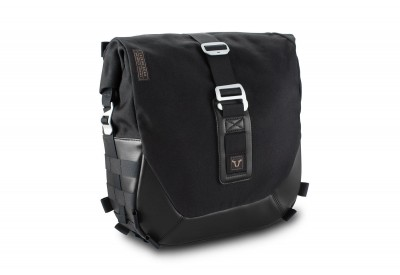 Legend Gear Saddlebag LC2 13.5L For Left SLC Carrier BLACK BC.HTA.00.402.10200L SW-Motech