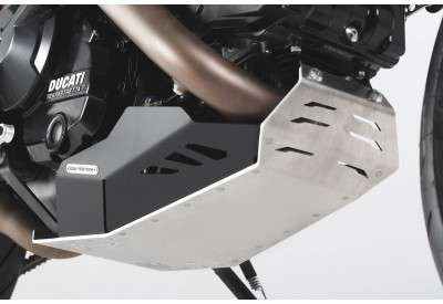 Engine Guard-Skid Plate Ducati Hyperstrada-Hypermotard MSS.22.474.10000/B SW-Motech