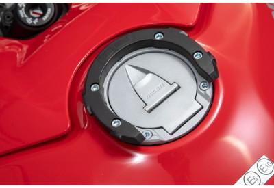 Tank Ring EVO Aprilia-Ducati-Moto Guzzi-MV Augusta for mounting of EVO tank bags TRT.00.640.30001/B SW-Motech