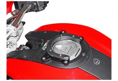 Tank Ring EVO Ducati Monster 696-796-1100 for mounting of EVO tank bags TRT.00.640.20300/B SW-Motech