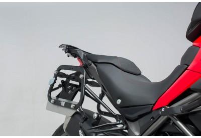Side Carriers EVO Ducati Multi Strada 1200-1260 Enduro, 950 KFT.22.114.20002/B SW-Motech
