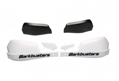 Barkbusters  VPS Plastic Guards VPS-003-WH