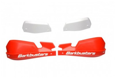 Barkbusters  VPS Plastic Guards VPS-003-RD