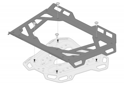 Luggage Rack Extension GPT.00.152.35500/B SW-Motech