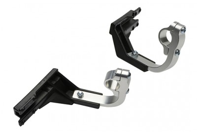 Barkbusters Hand Guards Single Point Clamp Mount For 22mm Bars STM-001-NP