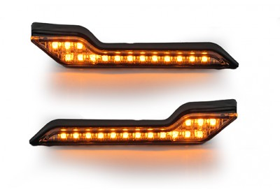 Barkbusters LED Indicators B-LED-001-00-AM