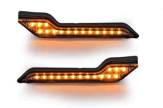 Barkbusters LED Indicators