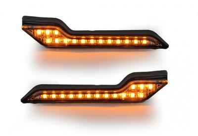 Barkbusters LED Amber Indicators B-LED-001-00