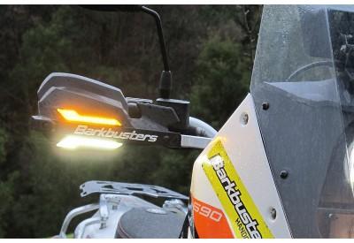 Barkbusters White Running Lights B-LED-002-00