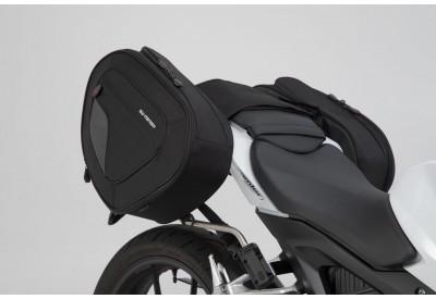 Blaze Saddlebags Honda CB 125R '18- BC.HTA.01.740.11600/B SW-Motech