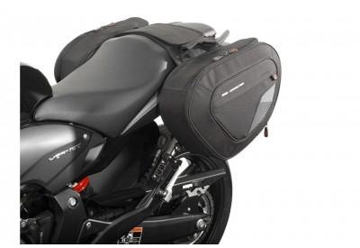 Blaze Saddlebags Honda CB600F Hornet-CBR600F BC.HTA.01.740.10301/B SW-Motech